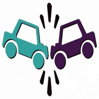 تصادم بين 4 سيارات على طريق عام السهيلة باتجاه جعيتا والأضرار مادية