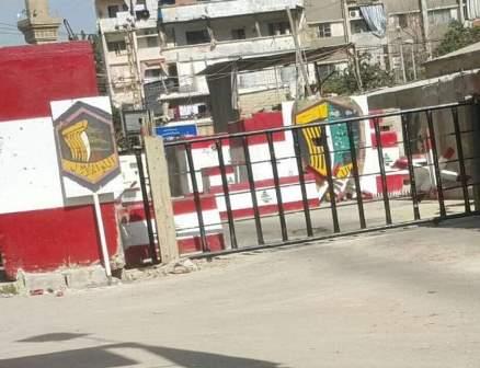 الإفراج عن الفلسطيني الذي تم توقيفه بعين الحلوة بعد التحقيق معه