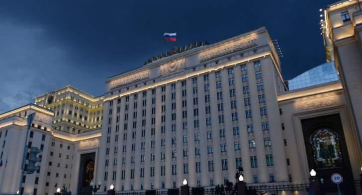 الدفاع الروسية: الجيش السوري استعاد السيطرة على بلدة عقيربات بريف حماه