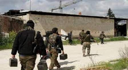 الجيش السوري يرسل تعزيزات باتجاه إدلب تحضيراً لاقتحامها