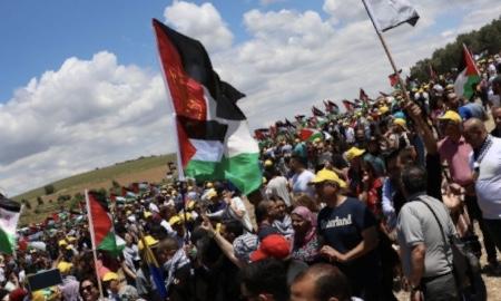 مسيرة العودة الـ23 قائمة بنسخة رقميّة لجميع القرى المهجرة