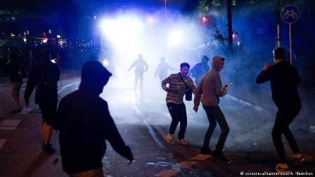 الشرطة الألمانية: تراجع حدة الاشتباكات مع المتظاهرين المناهضين لقمة الـ20