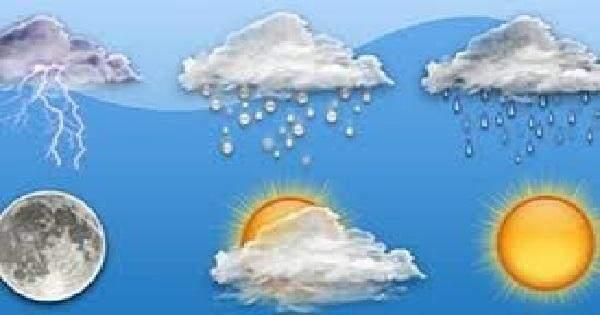 طقس الغد قليل الغيوم اجمالا مع انخفاض بدرجات الحرارة