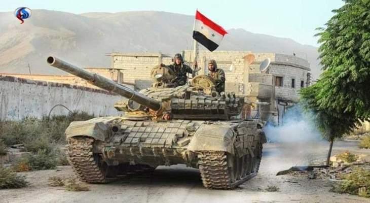 وحدات من الجيش السوري تدخل مدينة منبج بريف حلب الشمالي