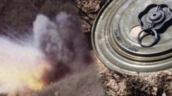 إصابة عسكري بالجيش اللبناني بانفجار لغم أرضي في وادي خالد