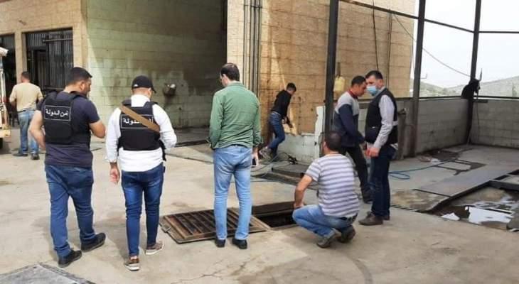 مراقبو حماية المستهلك جالوا على محطات ومحال في عكار لقمع الاحتكار والغش