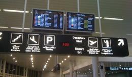 قوى الأمن تعلن محاسبة العنصر الذي تدخل في عمل أمن مطار بيروت!