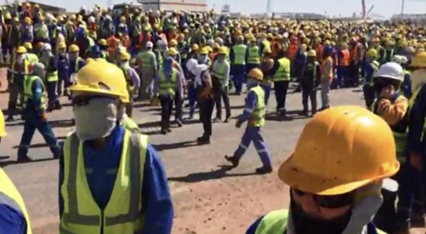 شركة ccc طلبت من الحكومة الكازاخية ضمانات للموظفين للاستمرار بالعمل