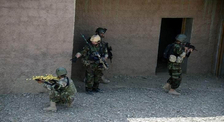 الدفاع الأفغانية: مقتل 7 جنود في هجوم على مواقع الجيش في ولاية قندوز