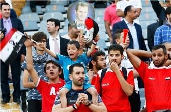 سوريا تحقق نصف الإنجاز وتتأهل للملحق الآسيوي