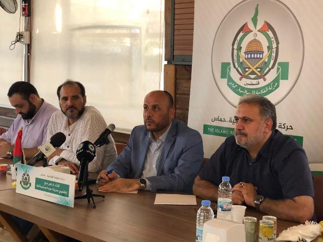 ممثل حركة حماس في لبنان: الشعب الفلسطيني صدم من قرار الحكومة وبانتظار موقف فلسطيني جامع إيزائه