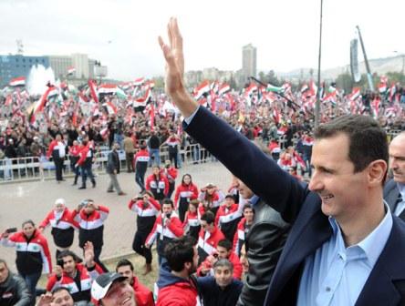 الإندبندنت البريطانية: الحرب اقتربت من نهايتها في سوريا..ويبدو أن الأسد هو المنتصر