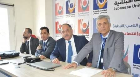 كلية العلوم الاقتصادية وإدارة الاعمال في اللبنانية النبطية حققت انجازا بمجال الأبحاث