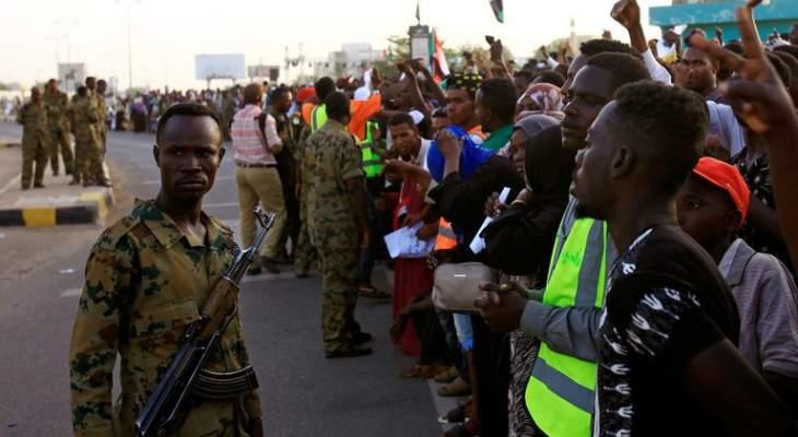 المعارضة السودانية تدعو الشعب للخروج في