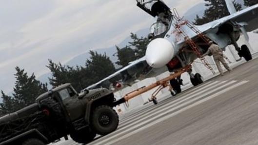 الدفاع الروسية تعلن صد هجوم على قاعدة حميميم في سوريا