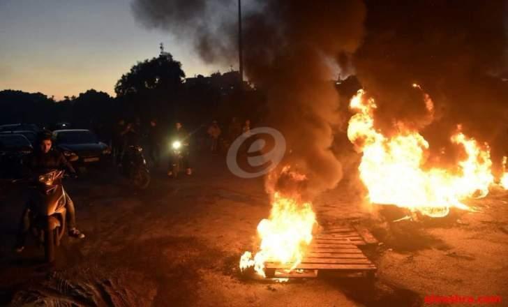 النشرة: الجيش يعزز قواته أمام ميرنا الشالوحي
