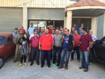 اعتصام مفتوح لمياومي دوائر البقاع ال8 وجباتهم الاثنين