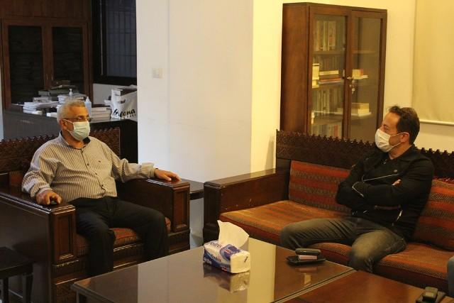 أسامة سعد يلتقي الفنان بديع أبو شقرا والتأكيد على ضرورة تشكيل جبهة معارضة سياسية وطنية وشعبية وازنة قادرة على المواجهة والتغيير
