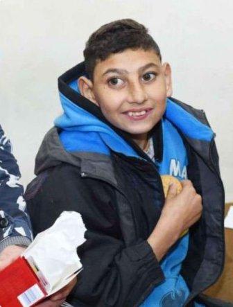 تعميم صورة طفل عُثر عليه في محلة العدلية.. لمن يعرفه الإبلاغ فوراً!