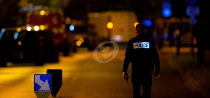 معلومات عن احتجاز مشتبه فيه بتنفيذ الهجوم على كاهن في ليون الفرنسية