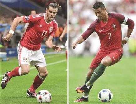 بطولة أوروبا: البرتغال ورونالدو في مواجهة ويلز وبايل اليوم