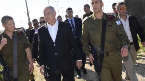 جيش الاحتلال الاسرائيلي يتجهز لعدوان محتمل واسع على قطاع غزّة
