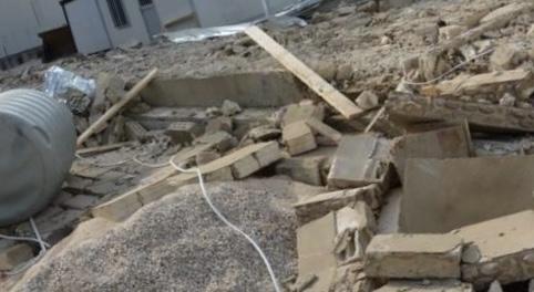 سماع صوت إنفجار في بصيدا ناتج عن تفجير الجيش لقذيفة قديمة