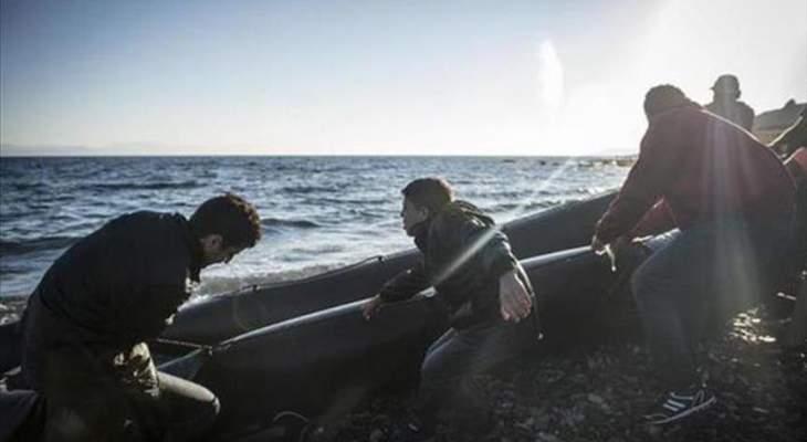 الاناضول: ضبط 20 مهاجر غير نظامي شرقي البلاد