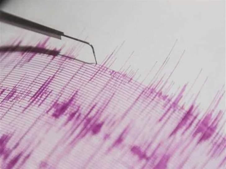 زلزال بقوة 4.1 درجة على مقياس ضرب مدينة في محافظة كرمانشان غرب ايران
