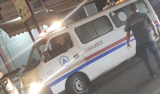 قتيلان وجريح بتصادم بين دراجة نارية وسيارة على الاوتوستراد الشرقي في صيدا
