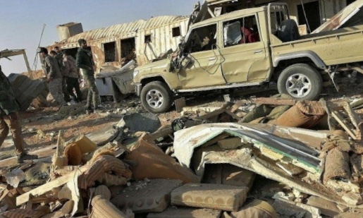 نتنياهو يشيد بالضربات الأميركية في العراق وسورية