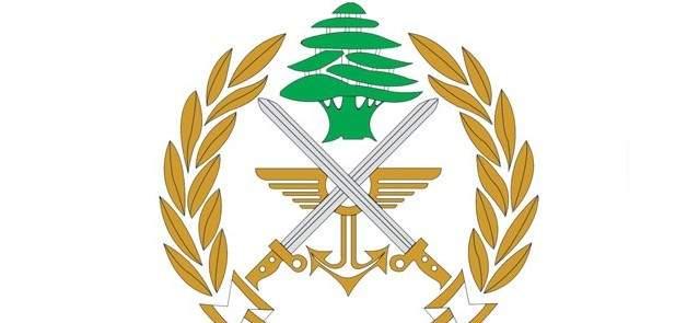 الجيش:إطلاق طلقات مدفعية خلبية خلال عيد الأضحى في بيروت والجنوب والشمال