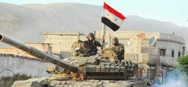 روسيا اليوم: الجيش السوري يسيطر على قرية معر شمشمة بريف إدلب الجنوبي