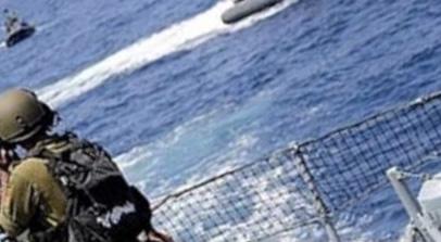 الجيش: 3 خروقات بحرية إسرائيلية لمياهنا الإقليمية والقاء قنبلتين مضيئتين