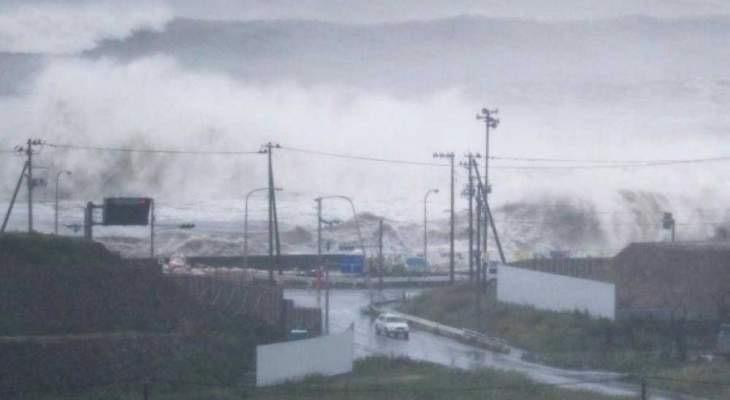 الإعصار إيتا يجتاح أميركا الوسطى وتحذيرات من فيضانات وانهيارات أرضية