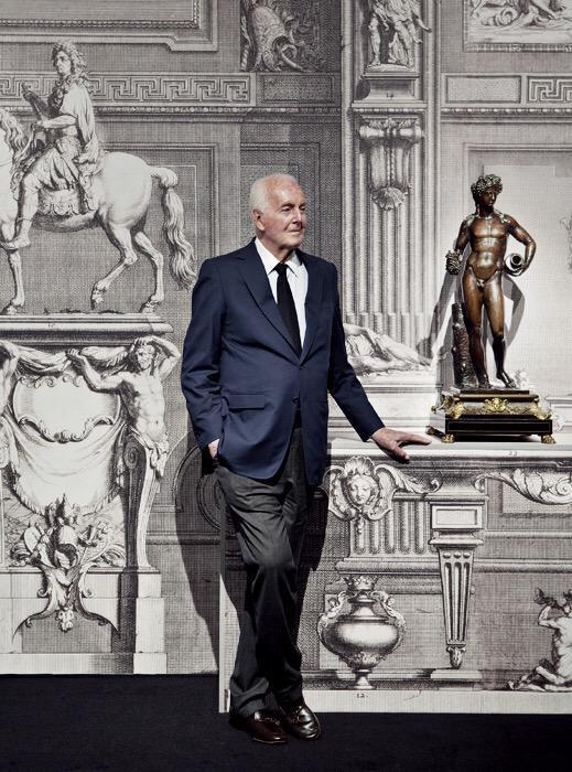 رويترز: وفاة مصمم الأزياء الفرنسي جيفنشي عن 91 عاما