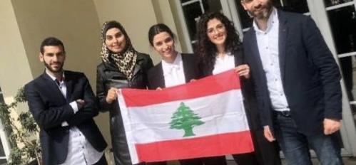 الجامعة اللبنانية تفوز بالمركز الثالث في مسابقة (IBA-2020) العالمية في البحرين