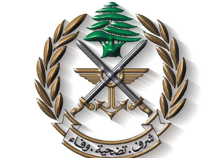 الجيش: زورق حربي تابع للعدو الإسرائيلي خرق المياه الإقليمية اللبنانية