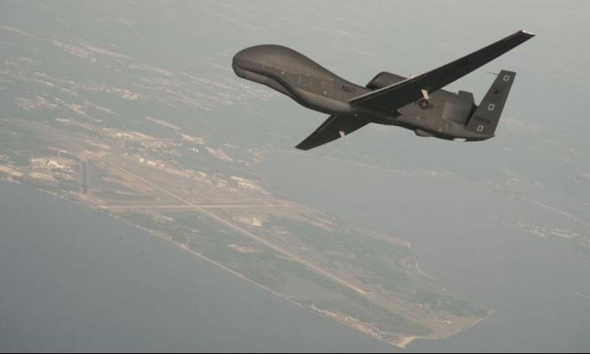 إسقاط طائرة عسكرية أميركية مسيرة فوق اليمن