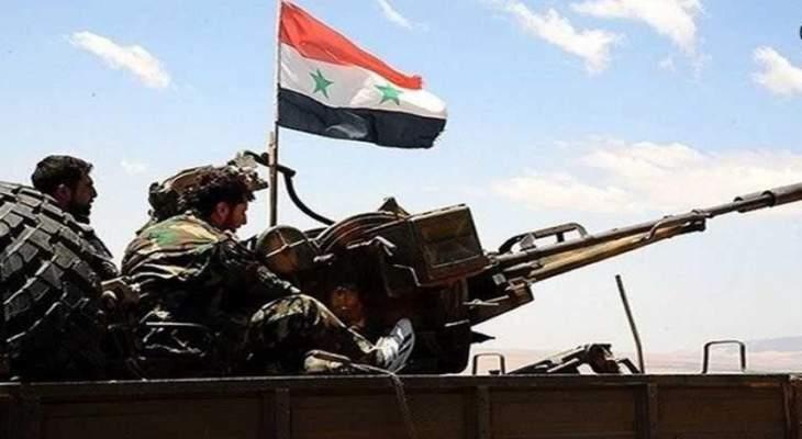 الجيش السوري تصدى لهجوم نفذته جبهة النصرة على مدينة سراقب وداديخ