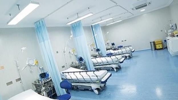 مستشفيات تنهب المال العام...
