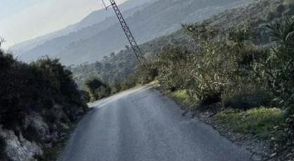 سرقة كابلات الكهرباء في بلدة نمرين الضنية والأهالي يناشدون المؤسسة إعادة التيار