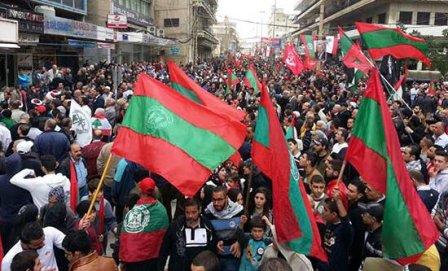 أسامة سعد على تويتر: شوارع صيدا لن تكون مرتعاً للمافيات و مروجي المخدرات