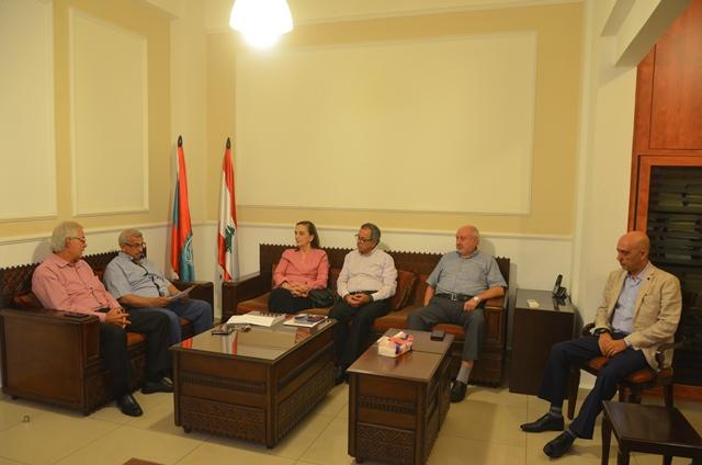 أسامة سعد يلتقي المجلس الأهلي لمكافحة الإدمان
