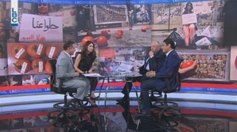 الشاشات اللبنانية: يا «ثورة ما تمت»