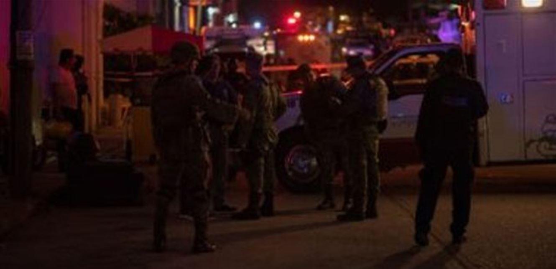 ٢٣ قتيلا في حريق متعمد على ما يبدو في حانة في شرق المكسيك