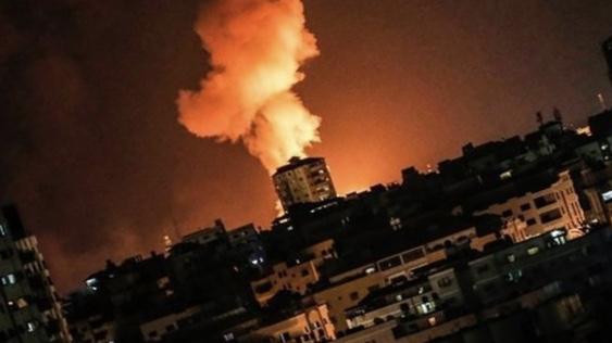 تجدد العدوان الإسرائيلي على غزة.. والمقاومة ترد