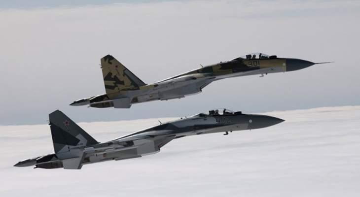الدفاع الروسية: طائرات