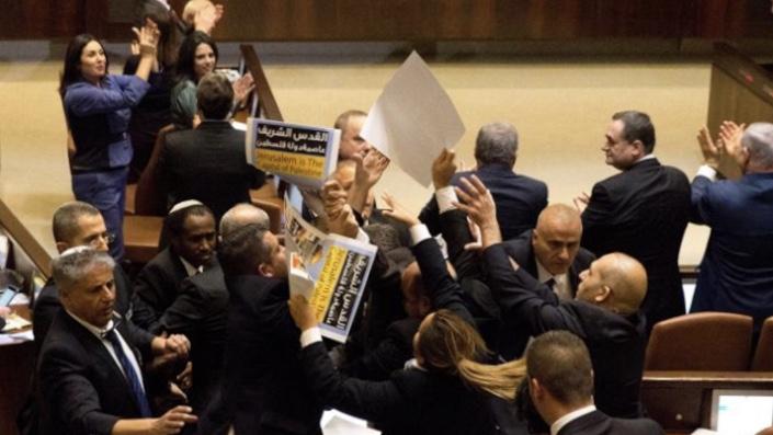 نوّاب عرب يسعون لإدانة «قانون القومية» في الأمم المتحدة