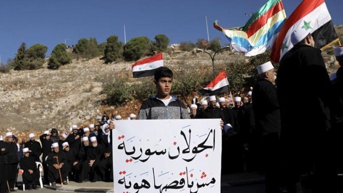الإحتلال الإسرائيلي: الظروف أصبحت ملائمة لإحتفاظنا بالجولان